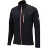Peak Performance M's BL Mid Zip Sweatshirt Black
